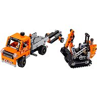 LEGO Technic 42060 Straßenbau-Fahrzeuge - Baukasten