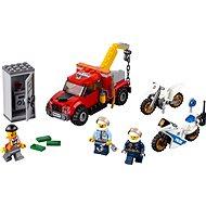 LEGO City 60137 Abschleppwagen auf Abwegen - Baukasten