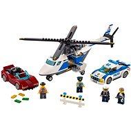 LEGO City 60138 Rasante Verfolgungsjagd - Baukasten