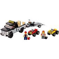 LEGO City 60148 Quad-Rennteam - Baukasten
