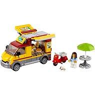 LEGO City 60150 Pizzawagen - Baukasten
