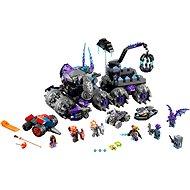 LEGO Nexo Knights 70352 Jestros Monströses Monster-Mobil (MoMoMo) - Baukasten