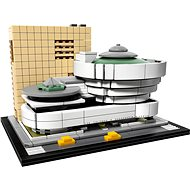 LEGO Architecture 21035 Guggenheim Museum - Baukasten
