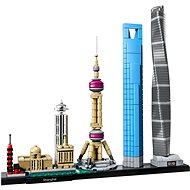 LEGO Architecture 21039 Shanghai - Baukasten