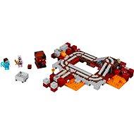 LEGO Minecraft 21130 Die Nether-Eisenbahn - Baukasten