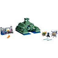 LEGO Minecraft 21136 Das Ozeanmonument - Baukasten