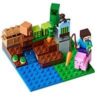 LEGO Minecraft 21138 Melonenplantage - Baukasten