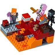 LEGO Minecraft 21139 Nether-Abenteuer - Baukasten