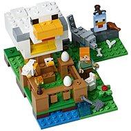LEGO Minecraft 21140 Hühnerstall - Baukasten