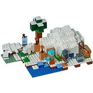 LEGO Minecraft 21142 Eisiglu - Baukasten
