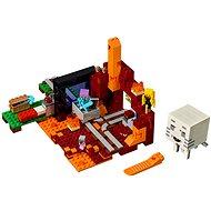 LEGO Minecraft 21143 Netherportal - Baukasten
