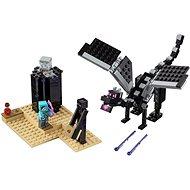 LEGO Minecraft 21151 Das letzte Gefecht - Bausatz