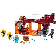 LEGO Minecraft 21154 The Blaze Bridge - Bausatz