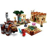 LEGO Minecraft 21160 Der Illager-Überfall - LEGO-Bausatz
