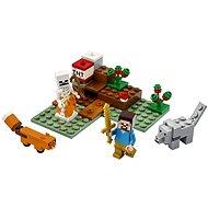 LEGO Minecraft 21162 Abenteuer in der Taiga - LEGO-Bausatz