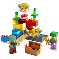 LEGO Minecraft - 21164 Das Korallenriff - LEGO-Bausatz