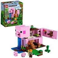 LEGO Minecraft - 21170 Das Schweinehaus - LEGO-Bausatz