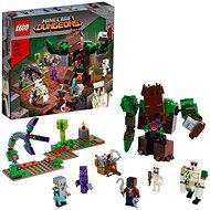 LEGO® Minecraft™ 21176 Die Dschungel Ungeheuer