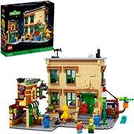 LEGO® IDEAS 21324 123 Sesame Street - LEGO-Bausatz