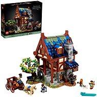 LEGO® Ideas 21325 Mittelalterliche Schmiede - LEGO-Bausatz