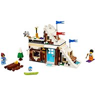 LEGO Creator 31080 Wintersportparadies - Baukasten