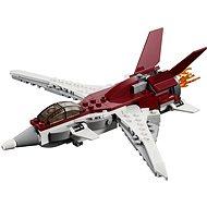LEGO Creator 31086 Flugzeug der Zukunft - Bausatz