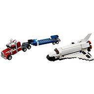 LEGO Creator 31091 Transporter für Space Shuttle - Bausatz