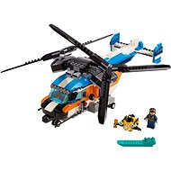 LEGO Creator 31096 Doppelrotor-Hubschrauber - Bausatz