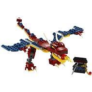 LEGO Creator 31102 Feuerdrache - LEGO-Bausatz