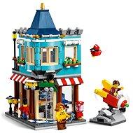 LEGO Creator 31105 Spielzeugladen im Stadthaus - LEGO-Bausatz