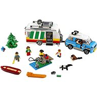 LEGO Creator 31108 Campingurlaub - LEGO-Bausatz