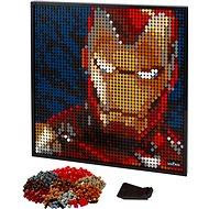LEGO ART 31199 Marvel Studios Iron Man - Kunstbild - LEGO-Bausatz