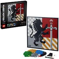 LEGO ART 31201 Harry Potter™ Hogwarts™ Wappen - LEGO-Bausatz