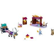 LEGO Disney Princess 41166 Elsa und die Rentierkutsche - LEGO-Bausatz
