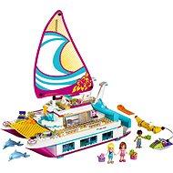 LEGO Friends 41317 Sonnenschein-Katamaran - Baukasten