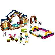 LEGO Friends 41322 Eislaufplatz im Wintersportort - Baukasten