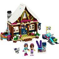 LEGO Friends 41323 Chalet im Wintersportort - Baukasten