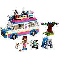 LEGO Friends 41333 Olivias Rettungsfahrzeug - Baukasten