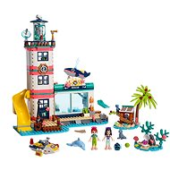 LEGO Friends 41380 Leuchtturm mit Flutlicht - Baukasten