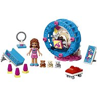 LEGO Friends 41383 Olivias Hamster-Spielplatz - Baukasten