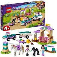 LEGO® Friends 41441 Trainingskoppel und Pferdeanhänger - LEGO-Bausatz