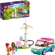LEGO® Friends 41443 Olivias Elektroauto - LEGO-Bausatz