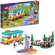 LEGO® Friends 41681 Wohnmobil- und Segelbootausflug - LEGO-Bausatz