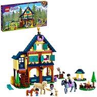 LEGO® Friends 41683 Reiterhof im Wald - LEGO-Bausatz