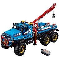 LEGO Technic 42070 6x6 Allrad-Abschleppwagen - Baukasten