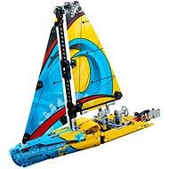 LEGO Technic 42074 Rennyacht - Baukasten