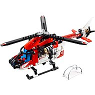 LEGO Technic 42092 Rettungshubschrauber - Bausatz