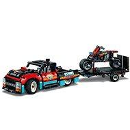 LEGO Technic 42106 Stunt-Show mit Truck und Motorrad - LEGO-Bausatz