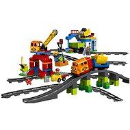 LEGO DUPLO 10508 Eisenbahn Super Set - Baukasten
