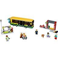 LEGO City 60154 Busbahnhof - Baukasten